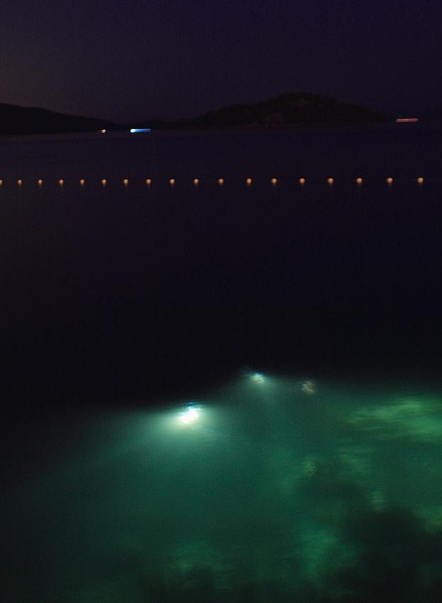 Nightdive in Kroatien