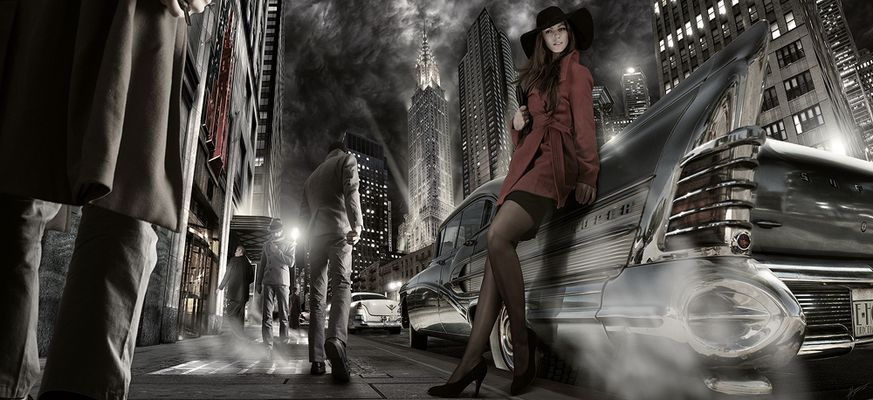 Nighthawks - Midnight Lady