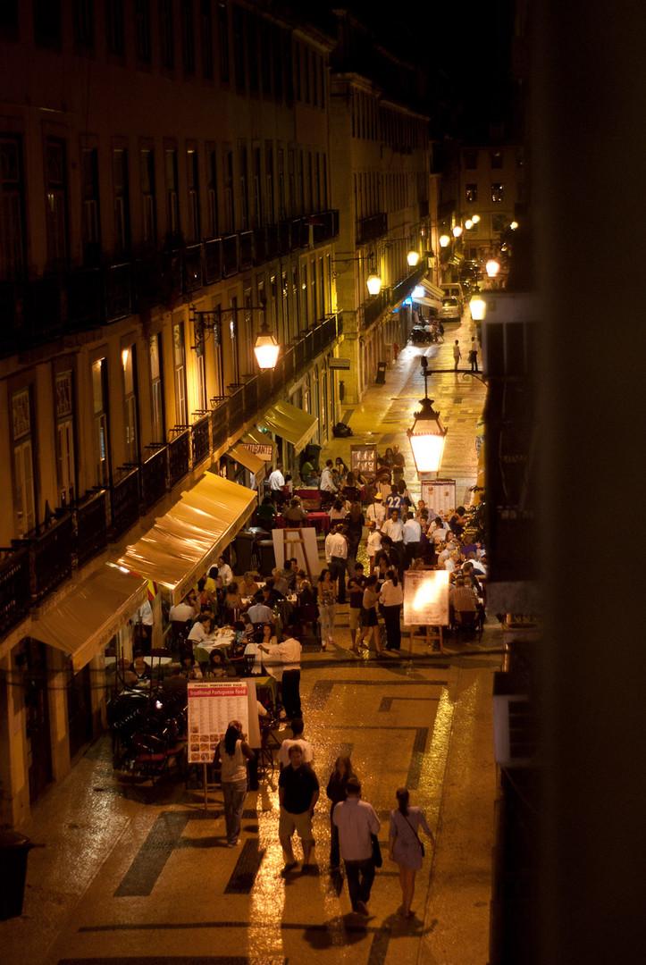 Nightlife in Baixa