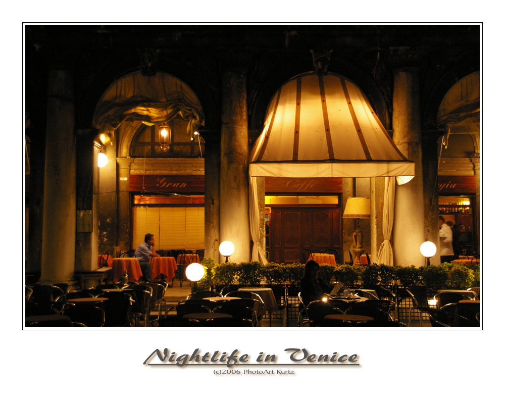 Nightlife in Venice 1