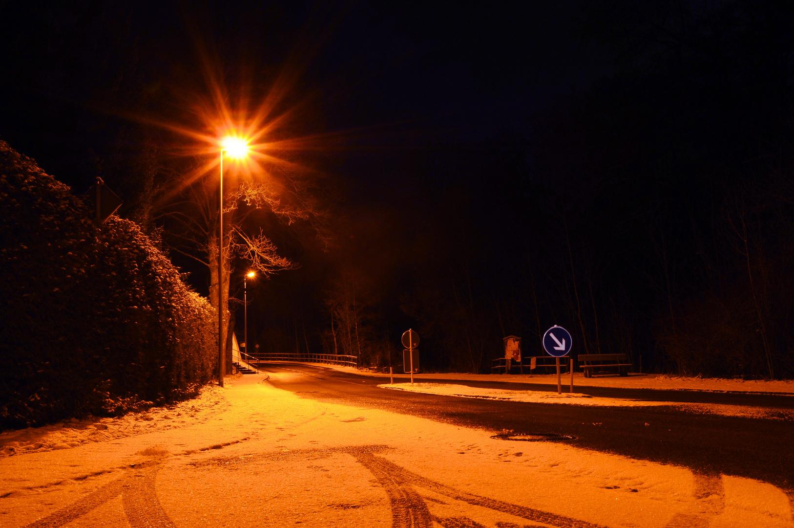 nightly silence