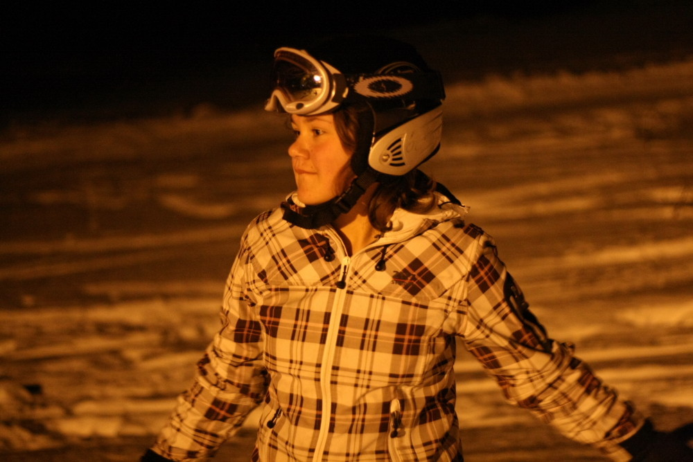 Nightsession 2 Skitour