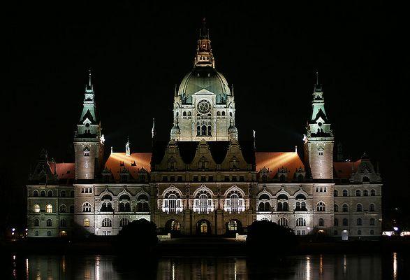 Nightshot in Hannover