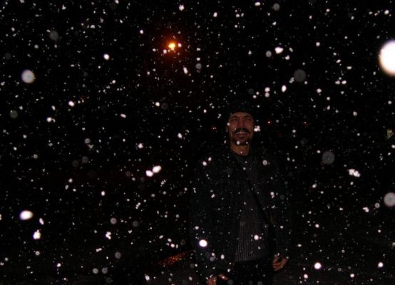 night_snow and I
