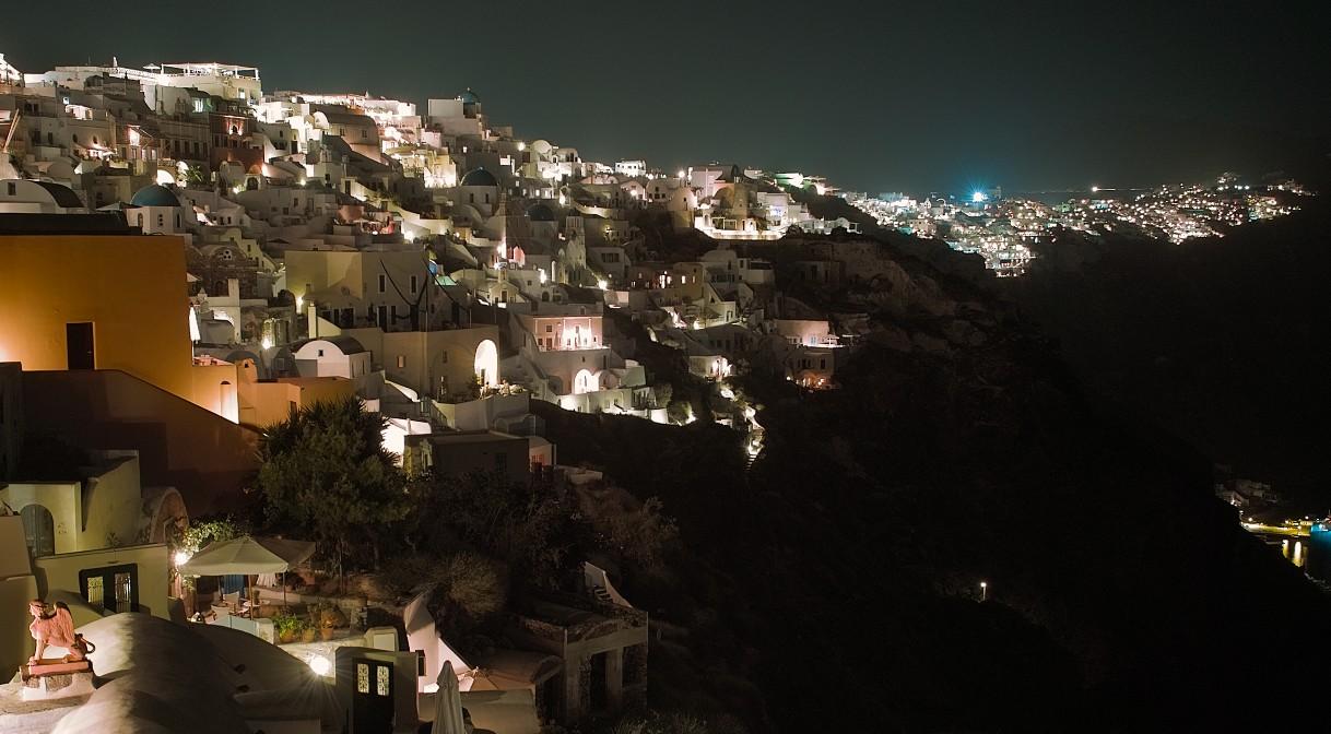 Nightview Oia