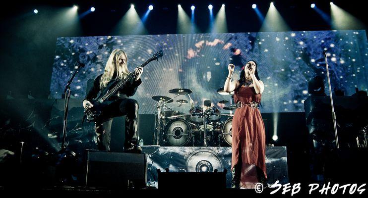 Nightwish au Zénith de Nantes!