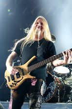 Nightwish @ St. Jakobshalle Basel - Marco Hietala