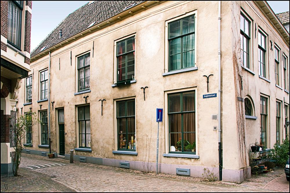 Nijmegen, Begijnenstraat