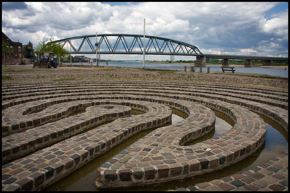 Nijmegen, Labyrinth