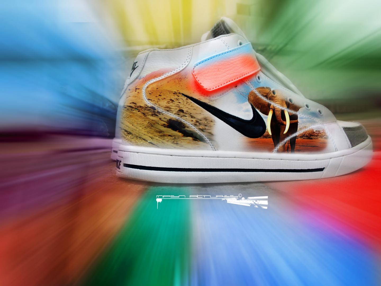 Nike air Africa