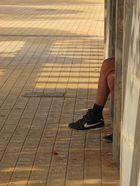 Nike macht Pause