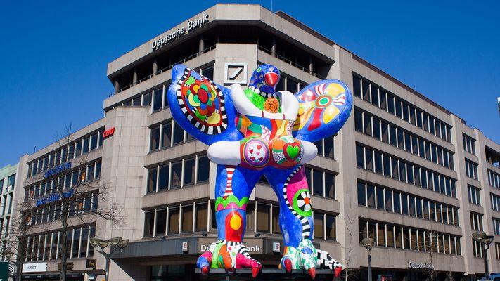 Niki de Saint Phalle Lebensretter
