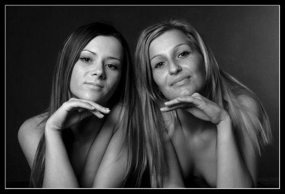 Niki und Justyna