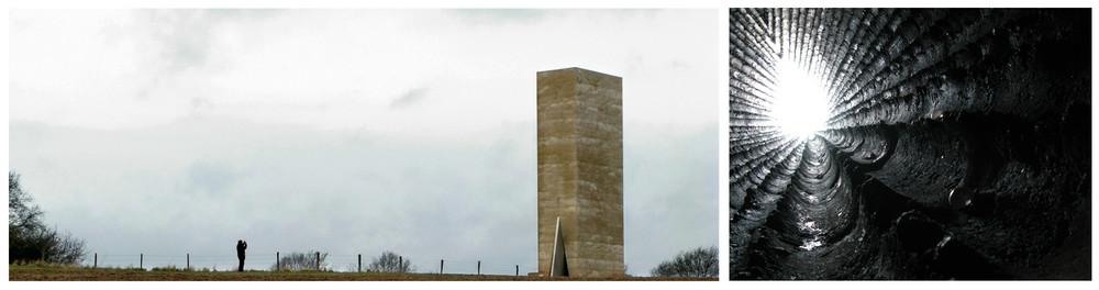 Niklaus von Flüe (Bruder Klaus) Kapelle Architekt: Peter Zumthor