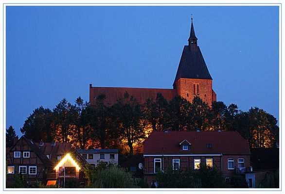 Nikolai-Kirche in Mölln