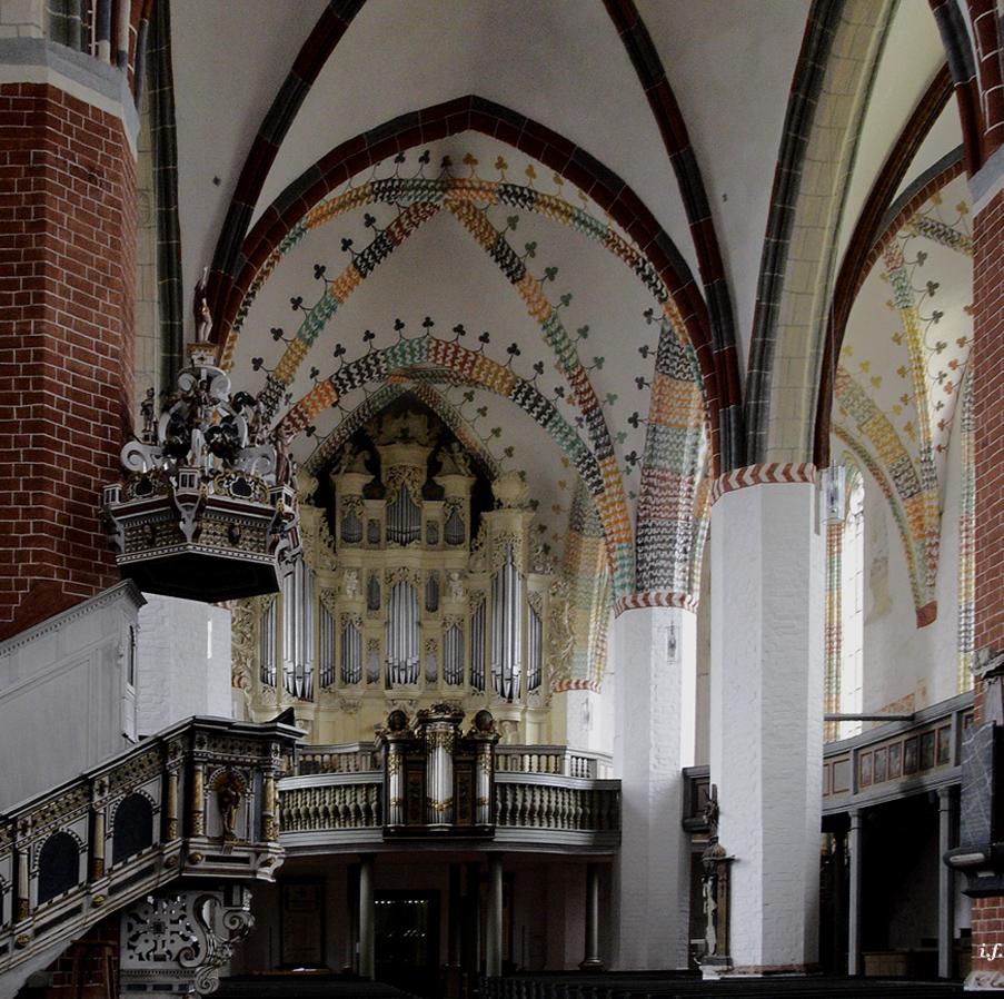 Nikolaikirche in Jüterbog