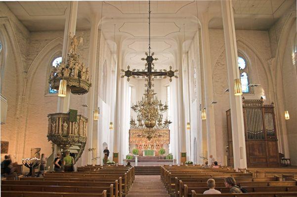 Nikolaikirche in Kiel