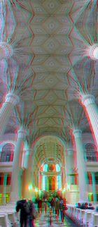 Nikolaikirche Leipzig (3D-Foto)