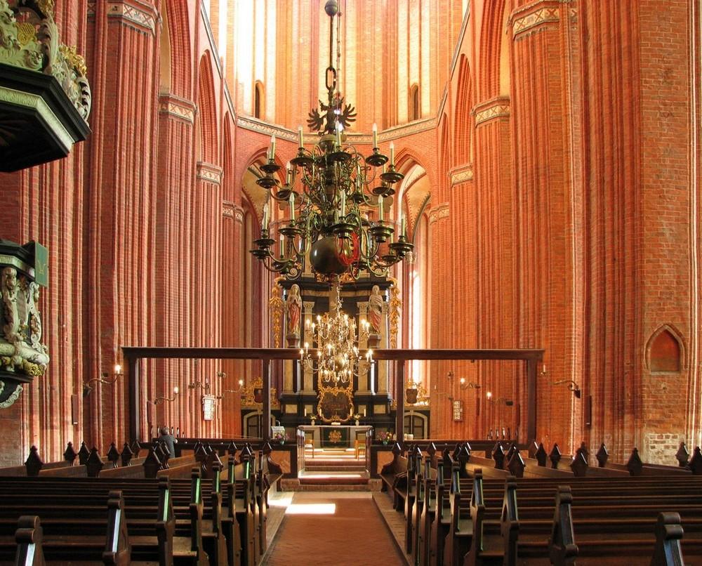 Nikolaikirche-Wismar