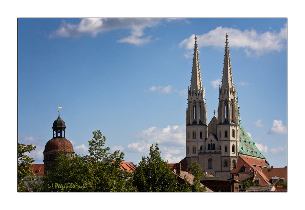 Nikolaiturm & Peterskirche