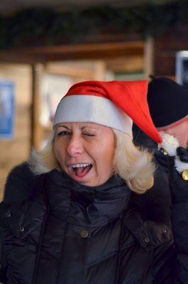 nikola(o) oder die weihnachtsfrau ??