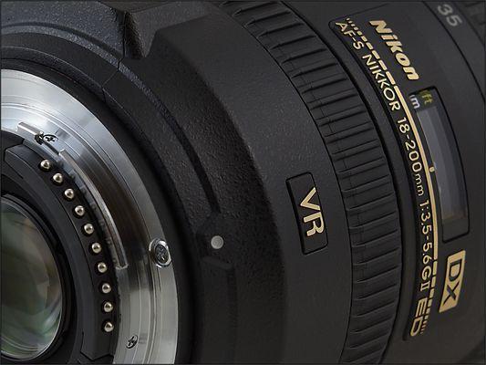 Nikon AF-S DX NIKKOR 18–200 mm 1:3,5–5,6G II ED VR ...