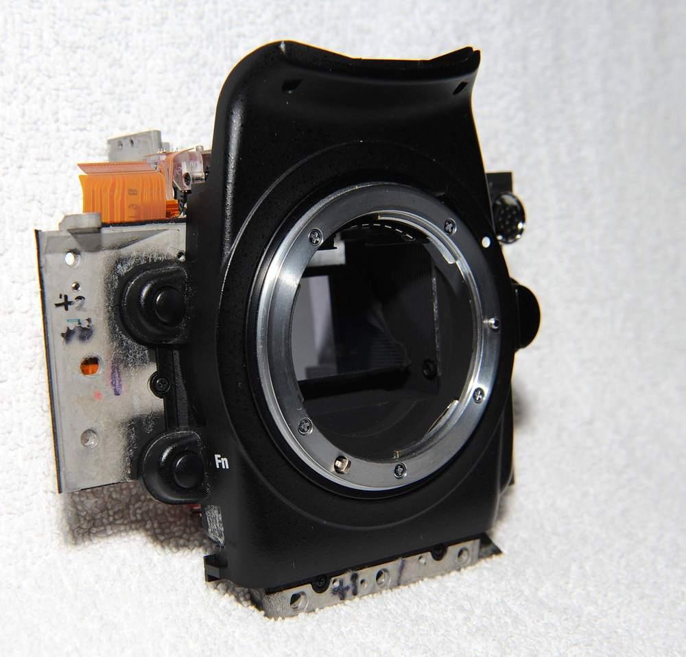 Nikon D3 Spiegelkasten II