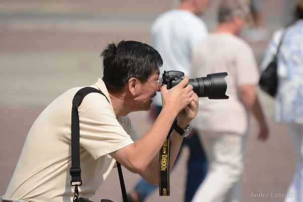 Nikon D800e in Action