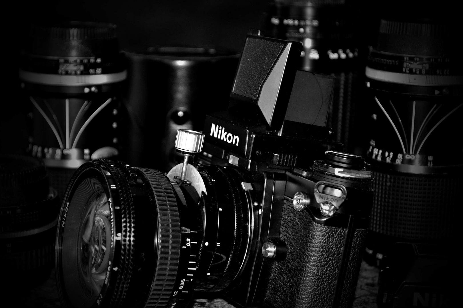Nikon F3 - Equipment nahezu im Neuzustand von 1985 - 5