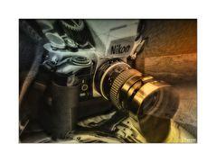 Nikon FA, eine Kamera, die damals alle Dimensionen sprengte