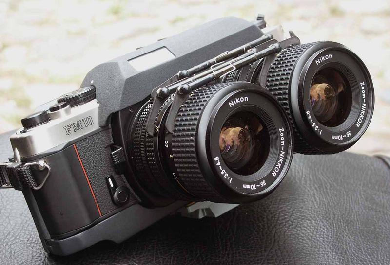 Nikon FM10 im Doppelpack