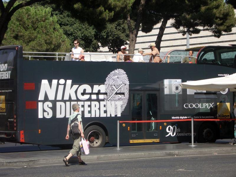 nikon in Rome