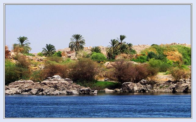Nil in Assuan
