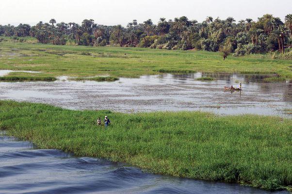Nilverlauf