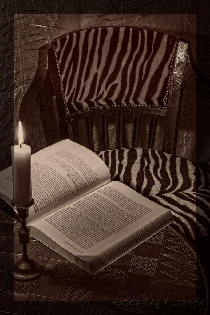 Nimm dir Zeit zum Lesen