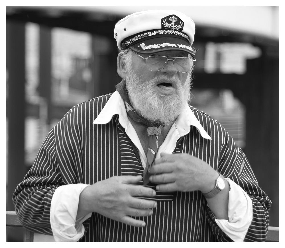 Nimm mich mit Kapitän