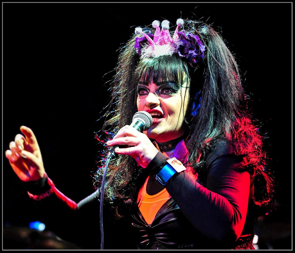Nina Hagen 2012