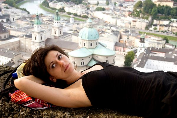 Nina in Salzburg