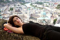 Nina in Salzburg II
