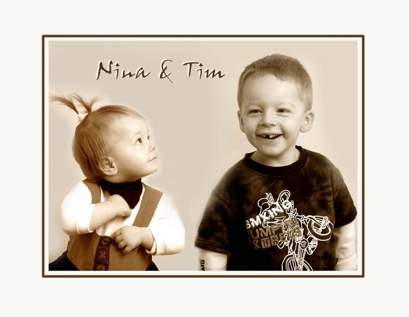 Nina & Tim