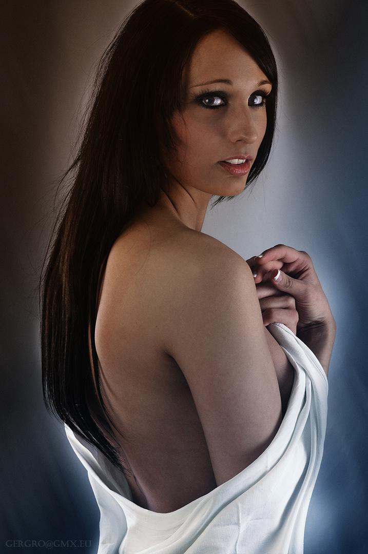 Nina und das Tuch ...