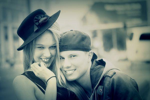 Nina und Marius