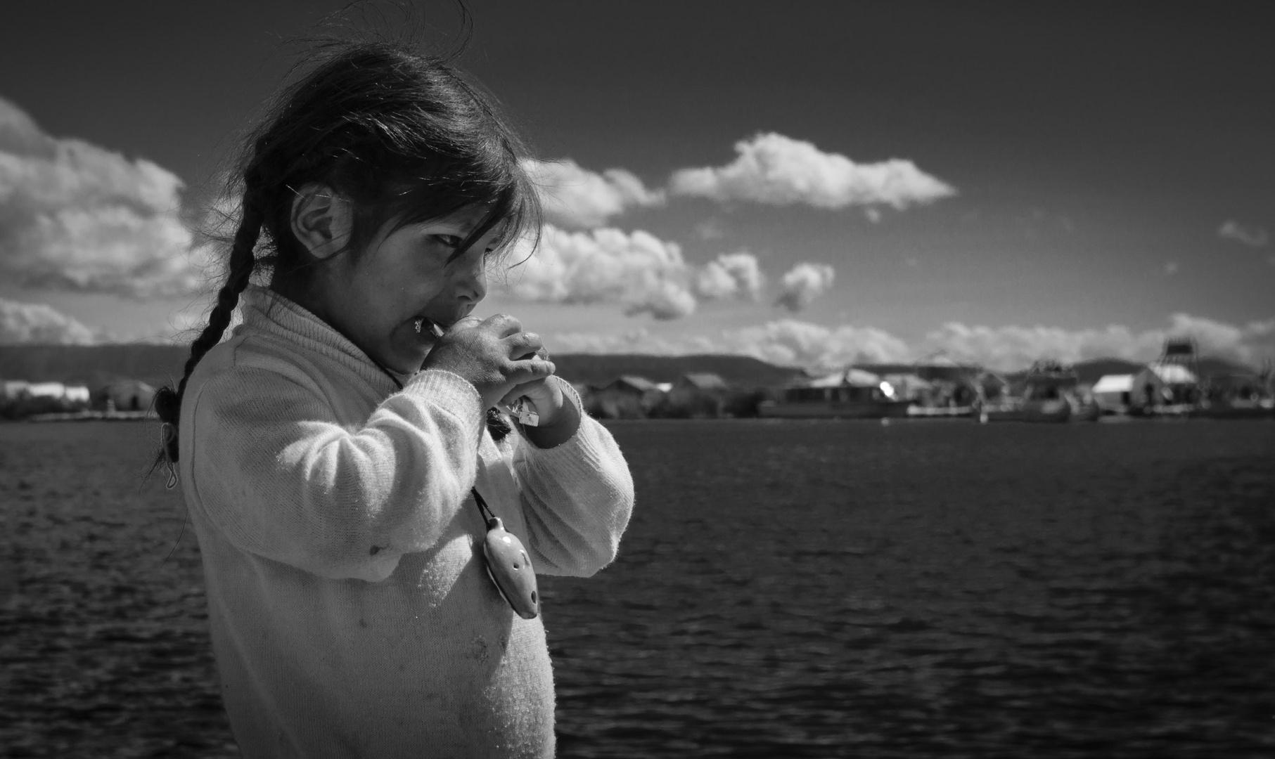 Nina Uro - Lago Titikaka