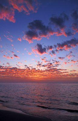 Ningaloo Reef Sunset