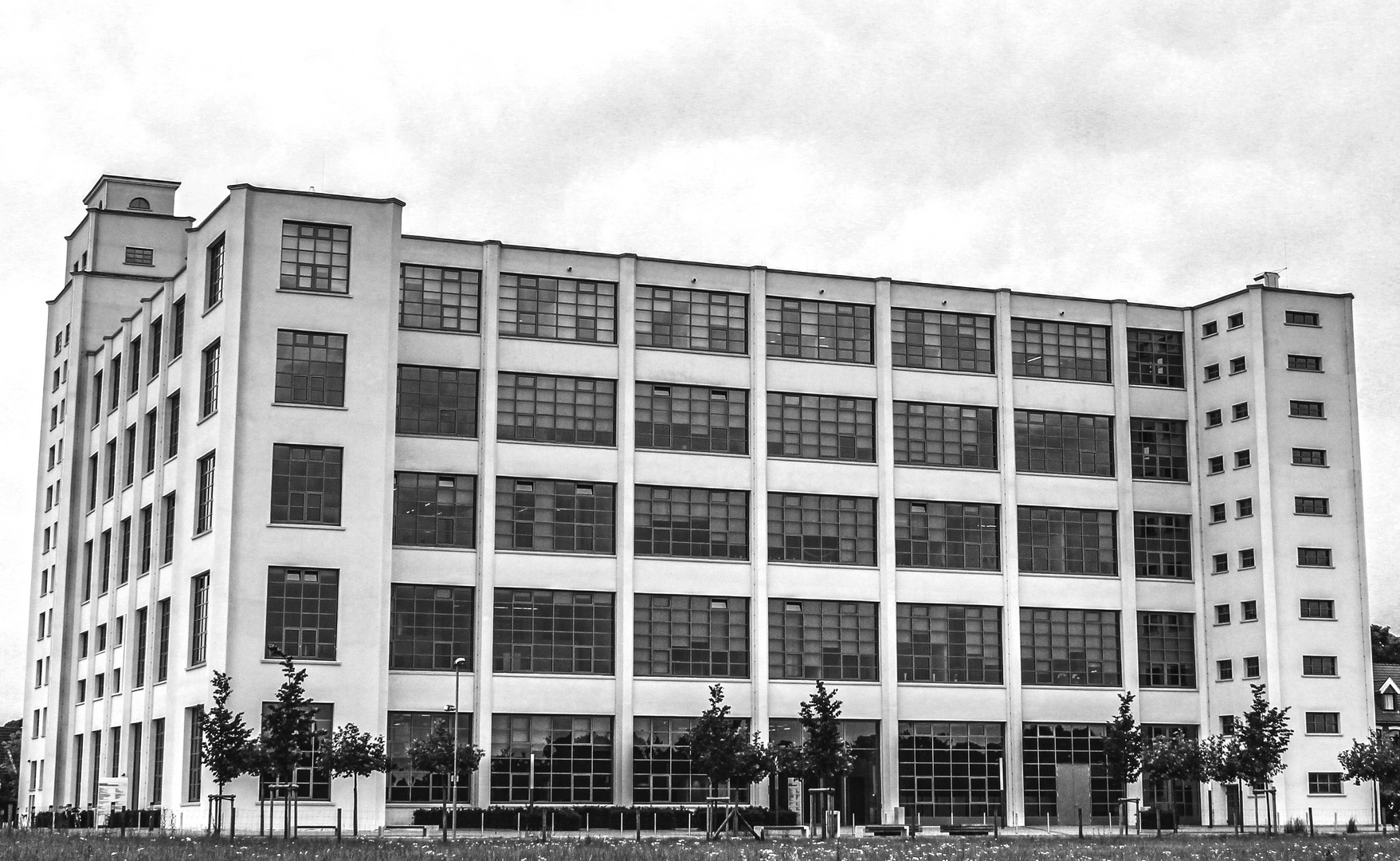 Nino-Hochbau - Kompetenzzentrum Nordhorn