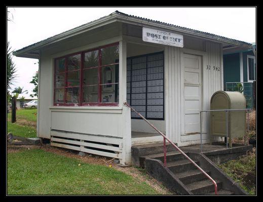 Ninole Post Office