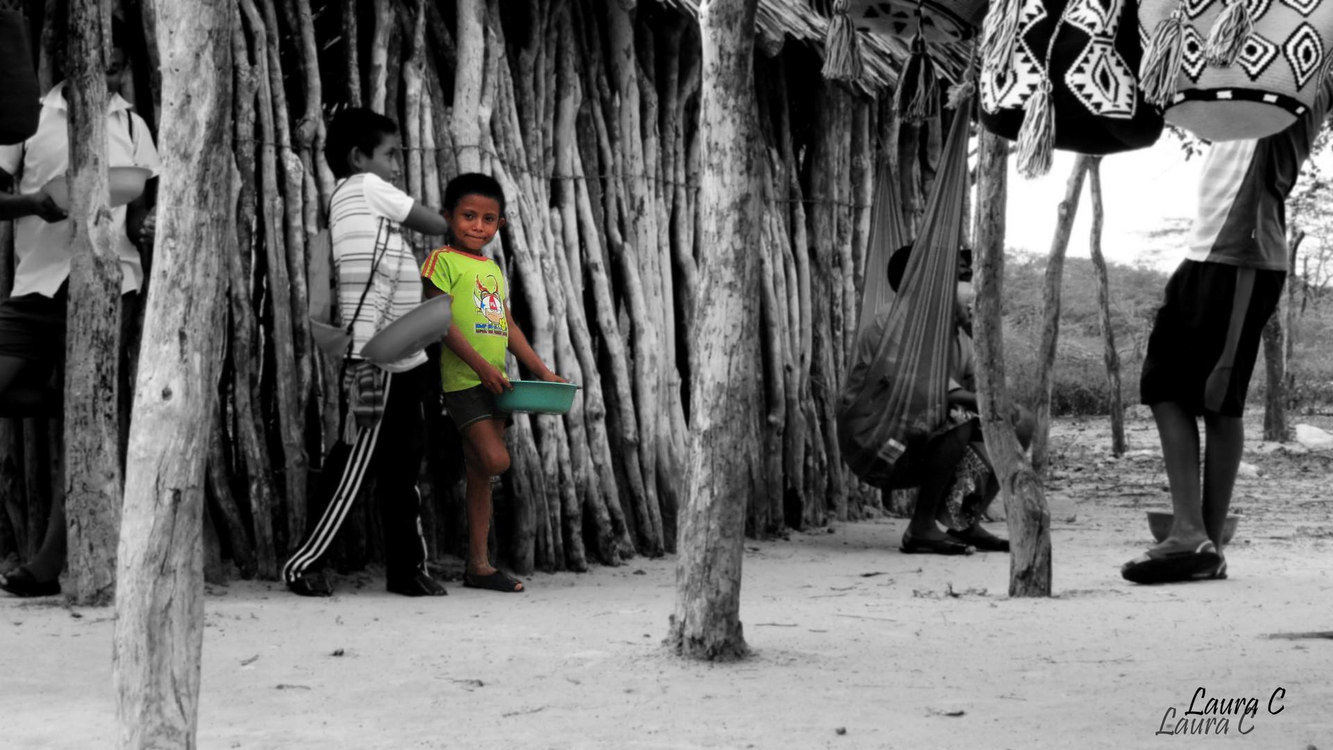 niño wayuu