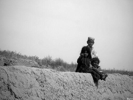 Niños Afganos, Propuesta por Emilio Sirletti