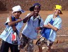 Niños de Cabo Verde