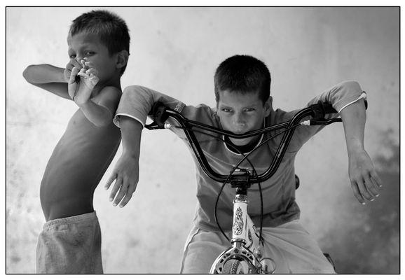 Niños Manzanillo Margarita Venezuela